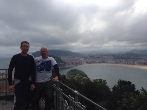 Overlooked San Sebastián