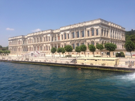One of the Three imperial Palaces in Istanbul. Magnificent.