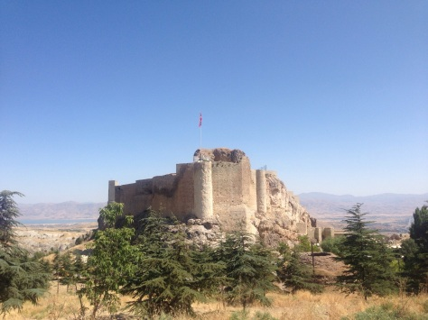 An ancient church at Harput. One of many relics.