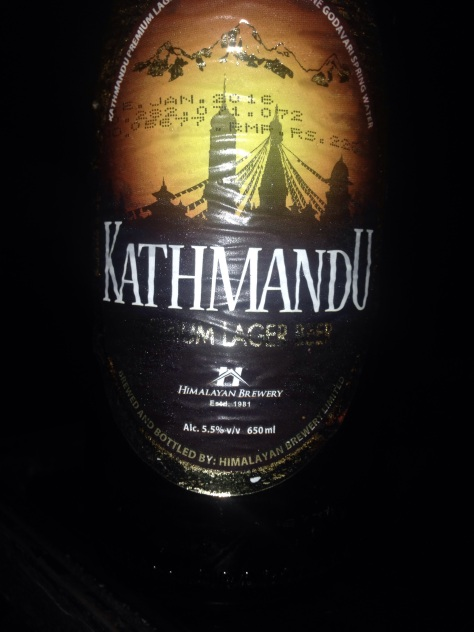 We finally made Kathmandu, time to celebrate!