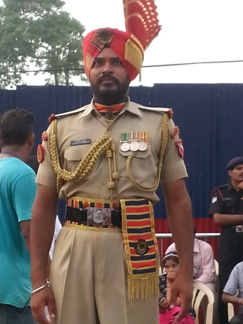 Indian Boarder Guard