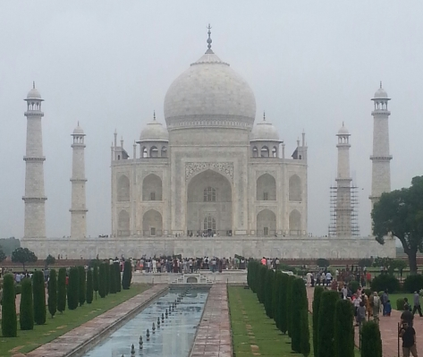 The amazing Tajmahal