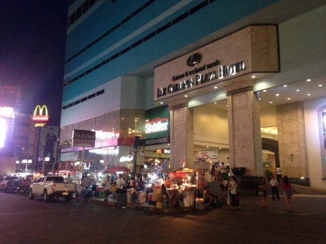 Thailand has all tyhe modern facilities such as large shopping centres (where all the teens love to hang)