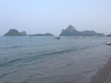 Thai Coastline